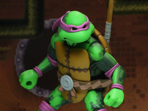 TMNT: Turtles in Time Donatello - Toy Snowman