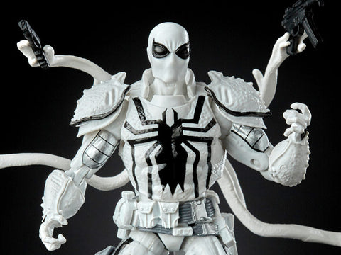 Marvel Comics 80th Anniversary Marvel Legends Agent Anti-Venom - Toy Snowman
