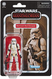 Star Wars The Vintage Collection MANDALORIAN Remnant Stormtrooper 3 3/4-Inch Action Figure - Toy Snowman