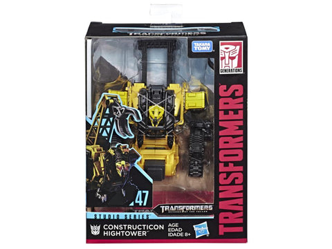 Transformers Studio Series 47 Deluxe Hightower - Toy Snowman