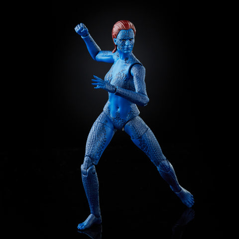 Marvel Legends Series X-Men 6-inch Collectible Marvel's Mystique Action Figure - Toy Snowman