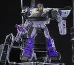 Transformers War for Cybertron: Siege Deluxe Barricade - Toy Snowman