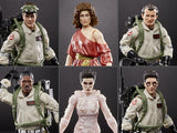 Ghostbusters Plasma Series Wave 1 Set of 6 Figures (Terror Dog BAF) - Toy Snowman