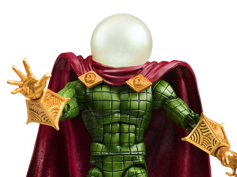 Spider-Man Marvel Legends Retro Collection Marvel's Mysterio - Toy Snowman