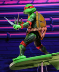 TMNT: Turtles in Time Raphael - Toy Snowman