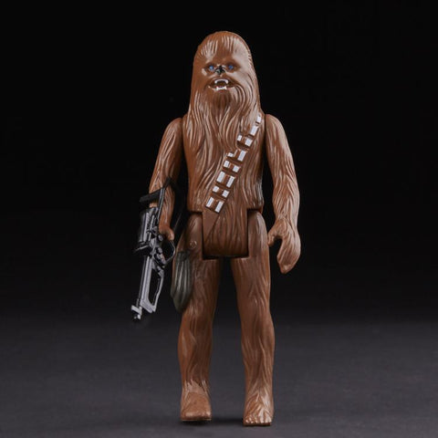 Star Wars Retro Collection Chewbacca (A New Hope) - Toy Snowman