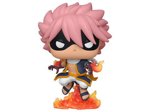 Pop! Animation: Fairy Tail - Etherious Natsu Dragneel (E.N.D.) Exclusive - Toy Snowman
