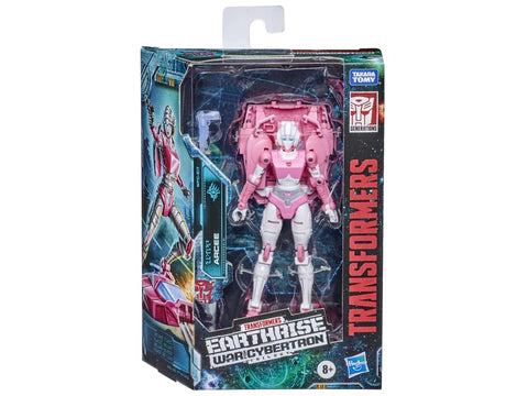 Transformers War for Cybertron: Earthrise Deluxe Arcee - Toy Snowman