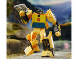 Transformers War for Cybertron: Earthrise Deluxe Sunstreaker - Toy Snowman