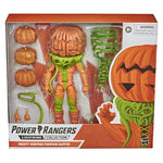 Power Rangers Lightning Collection Monsters Mighty Morphin Pumpkin Rapper 8-Inch Premium Collectible Action Figure Toy - Toy Snowman