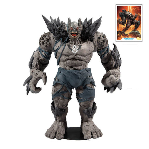 DC Multiverse Dark Nights Metal: Earth - 1 Batman (Devastator) - R Exclusive - Toy Snowman