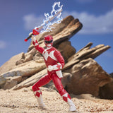 Mighty Morphin Power Rangers Lightning Collection Red Ranger - Toy Snowman