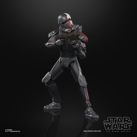 (pre-order) Star Wars The Black Series Bad Batch Hunter 6-Inch-Scale Star Wars: The Clone Wars Action Figure - Toy Snowman
