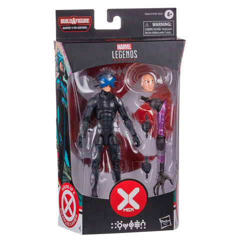 (preorder) Hasbro Marvel Legends Series X-Men 6-inch Collectible Charles Xavier Action Figure Toy And 5 Accessories, Age 4 And Up - Toy Snowman