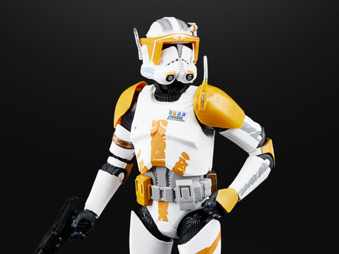 (preorder) star Wars: The Black Series Archive Collection Commander Cody - Toy Snowman