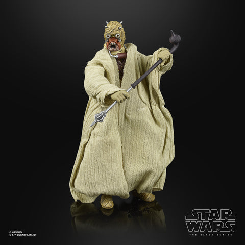 (preorder) Star Wars The Black Series Archive Tusken Raider 6-Inch-Scale Star Wars: A New Hope Lucasfilm 50th Anniversary Figure - Toy Snowman