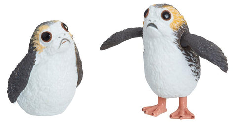 "Star Wars Black Series 6"" Porg Two-Pack - Toy Snowman"