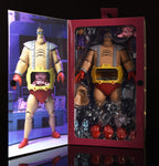 "(preorder) NECA Teenage Mutant Ninja Turtles (Cartoon) – 7"" Scale Action Figure – Ultimate Krang's Android Body - Toy Snowman"