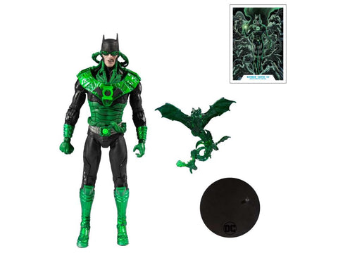 Dark Nights: Metal DC Multiverse The Dawnbreaker Batman Action Figure - Toy Snowman