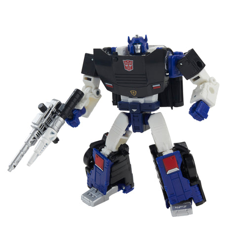 (preorder) Transformers Generations Selects WFC-GS23 Deep Cover, War for Cybertron Deluxe Class Collector Figure - Toy Snowman