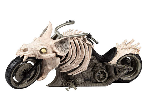 Dark Nights: Death Metal DC Multiverse Batcycle - Toy Snowman