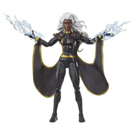 The Uncanny X-Men Marvel Legends Retro Collection Storm (Black Suit) - Toy Snowman
