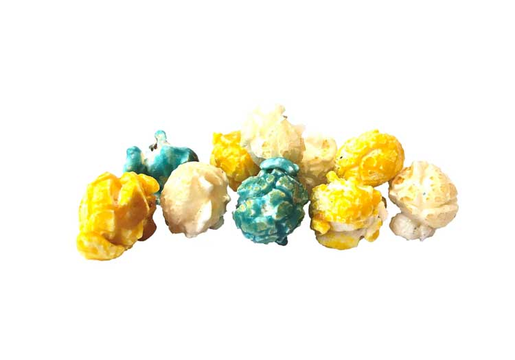 Blue Hawaii Flavor Popcorn