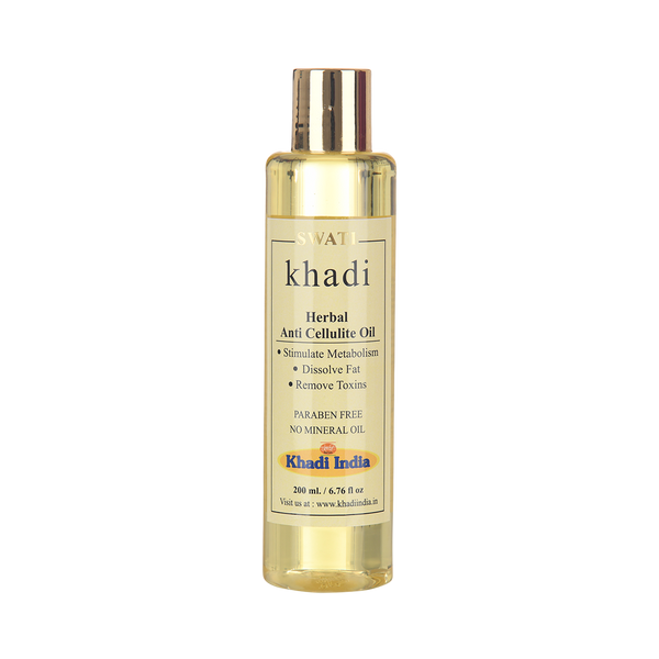 Khadi - Ayurvedic Anti Cellulite  TAIL