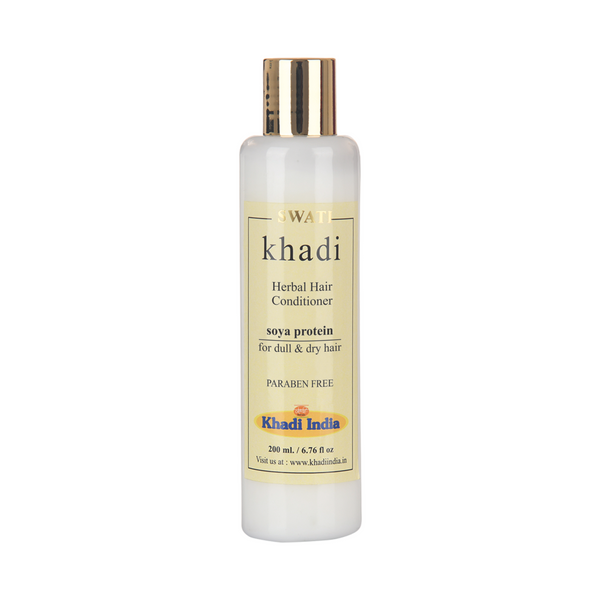 Khadi - Ayurvedic Hair conditioner - Soya Protein