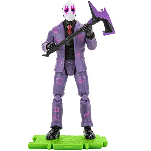 Fortnite FNT0649 Squad Mode 4-Figure Pack-Dark Legends-Series 5