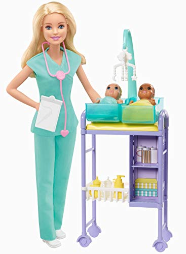 Barbie GKH23 Baby Doctor Doll