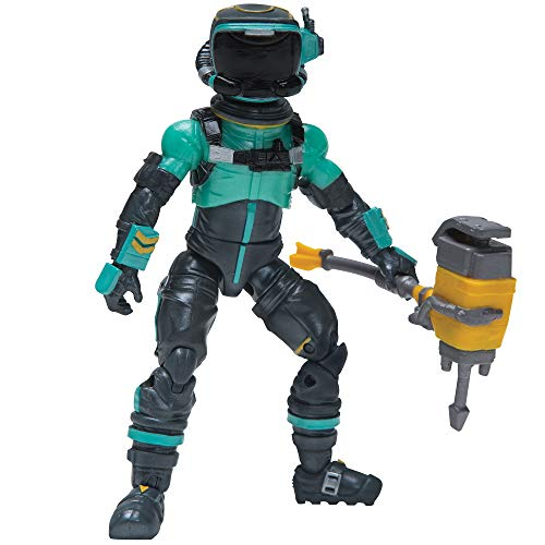 Fortnite FNT0075 Solo Mode Core Figure Pack, Toxic Trooper