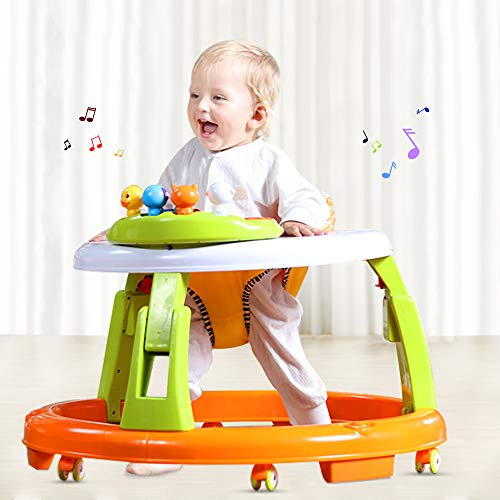 eastsun Baby Active Walker With Wheels For Boys and Girls