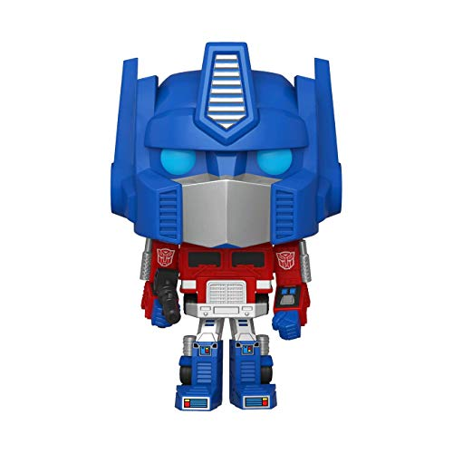 Funko 50965 POP Vinyl: Transformers-Optimus Prime Retro S3 Collectible Toy, Multicolour