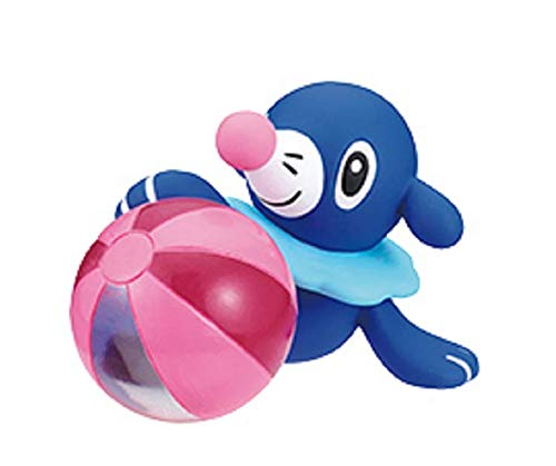Nintendo Pokemon Giragira Sunshine Beach Ball Mini Figure~Ashimari Popplio