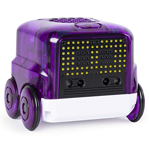 Novie Interactive Smart Robot with Over 75 Actions and Learns 12 Tricks (Purple), for Kids Aged 4 and Up