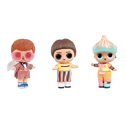 L.O.L Surprise! 564799E7C Boys Series 2 Doll with 7 Surprises, Multi