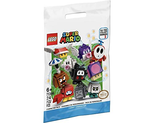 LEGO Super Mario Series 2 Ninji Character Pack 71386 (Bagged)