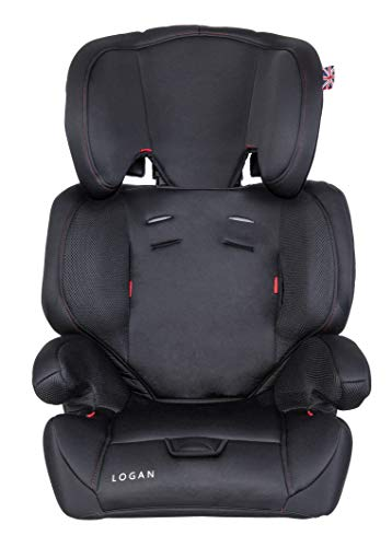 Cozy N Safe, Logan Group 123 Child Car Seat 936KGBirth11 Years, Black/Red