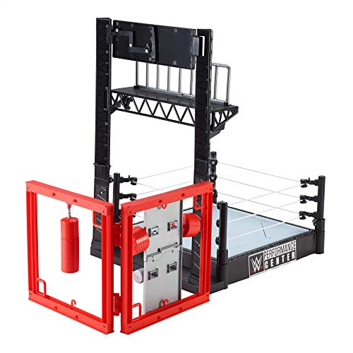 WWE GGB65 Wrekkin Performance Centre Playset, Multi-coloured