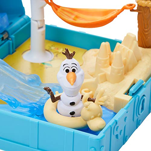 Disney Pop Adventures Frozen Olaf's Bedroom