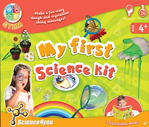 Science 4 You My First Science Kit, Educational Science STEM Toy