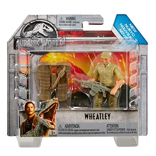 Jurassic World FVN23 Basic Figure Wheatley