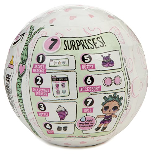 L.O.L. Surprise! Tots Ball, Glitter Series