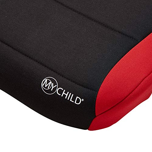 MyChild Brundle Group 2/3 Booster, Red, 700 g 20-01-005
