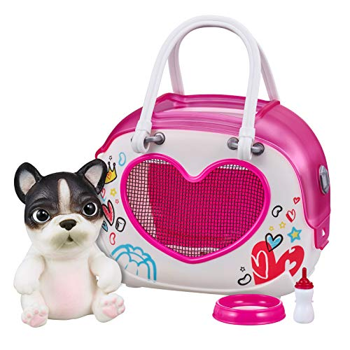 Little Live Pets 28942 OMG Pets Bestie Bag-Styles May, Colours Vary