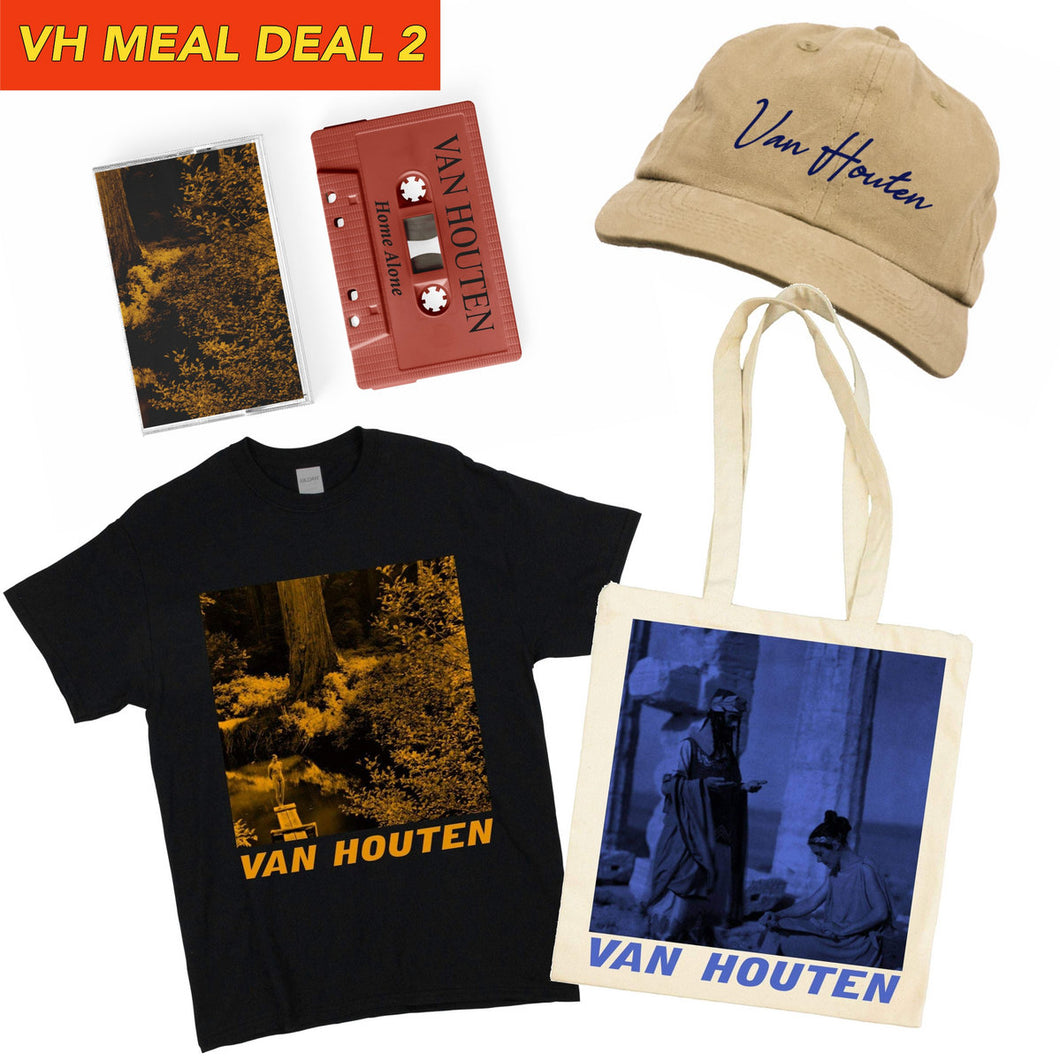 Van Houten MEAL DEAL 2 (CASSETTE + TOTE + T-SHIRT + CAP BUNDLE)