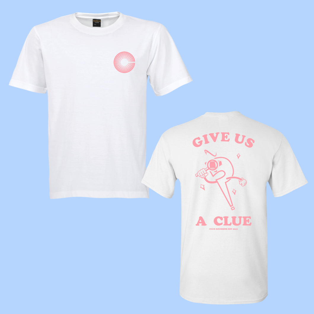 Clue Records Give Us A Clue T-Shirt