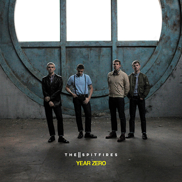 The Spitfires - Year Zero - CD