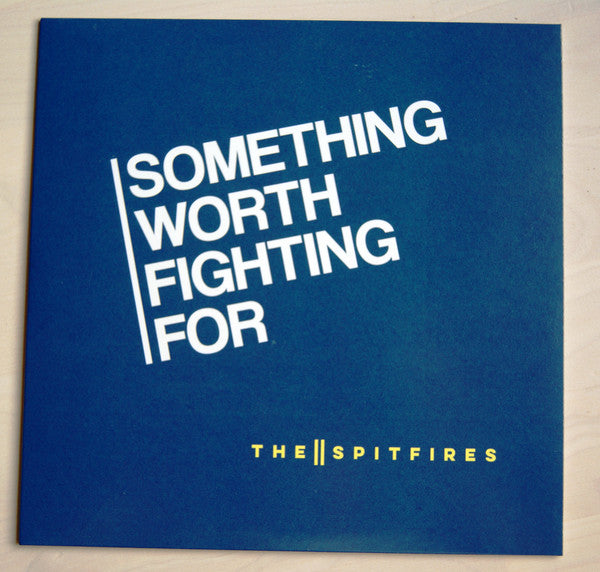 The Spitfires - Something Worth Fighting For - 7